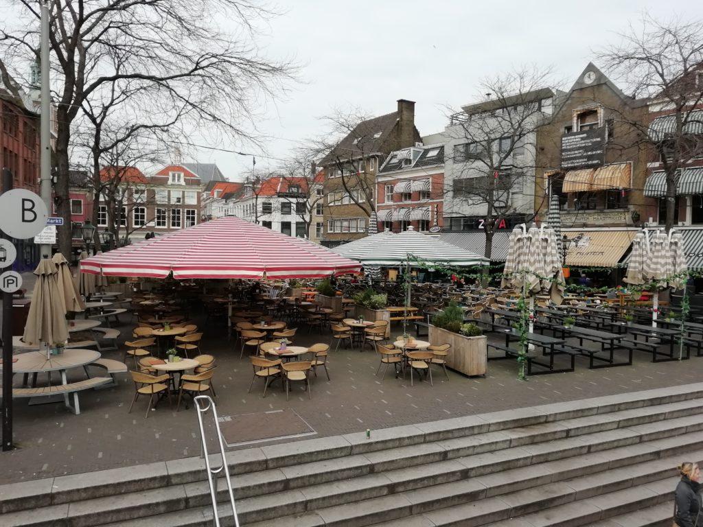 Den Haag, Netherlands. Open Area