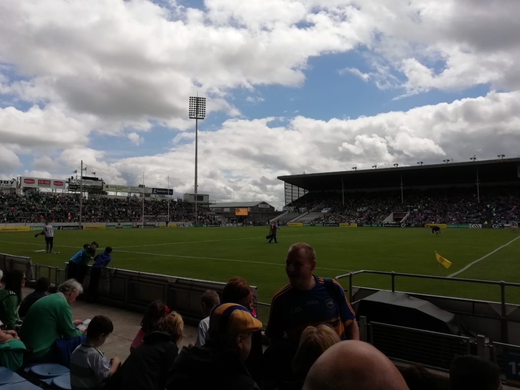Semple Stadium, Thurles. Limerick vs Tipperary 16 June 2019